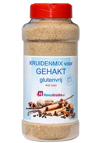 Mix voor gehakt glutenvrij