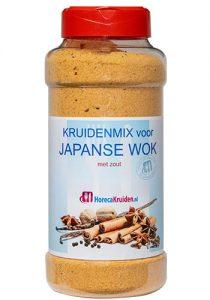Japanse wok kruiden