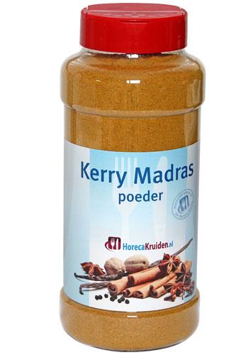 Kerriepoeder Madras