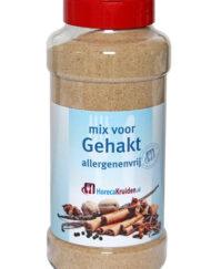 Mix voor Gehakt Allergenenvrij