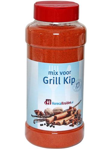 Kip grill kruiden