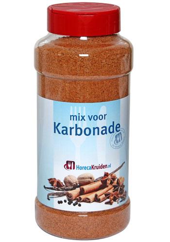 Mix voor Karbonade