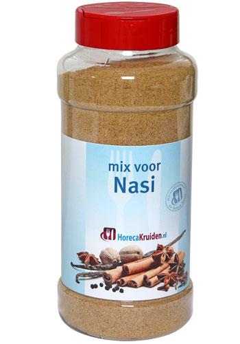 Mix voor Nasi