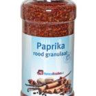 Paprika rood granulaat