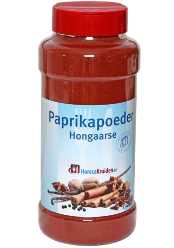 Paprikapoeder Hongaarse