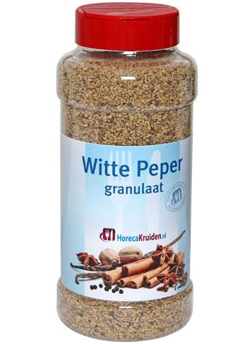 Witte Peper granulaat