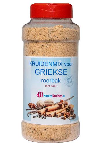 Roerbakmix grieks