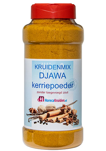 Kerriepoeder Djawa