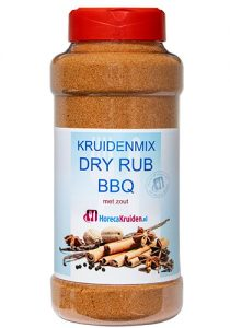 Dry Rub Barbecue