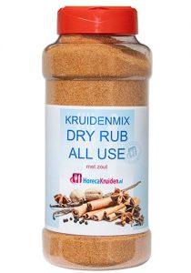 Dry Rub kruiden