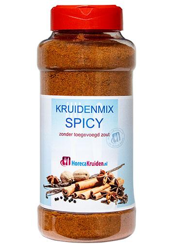 Kruidenmix Spicy