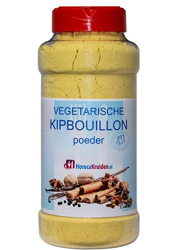 vegetarische kipbouillon